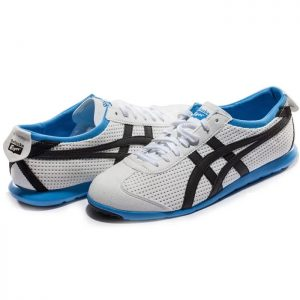 a8fdec3c863b ASICS Onitsuka Tiger Rio White Electric Blue Runners – 360 Brands ...