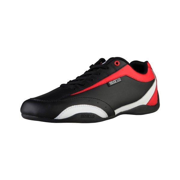 Sparco Zandvoort Black/Red Men's Sneakers Picture5: