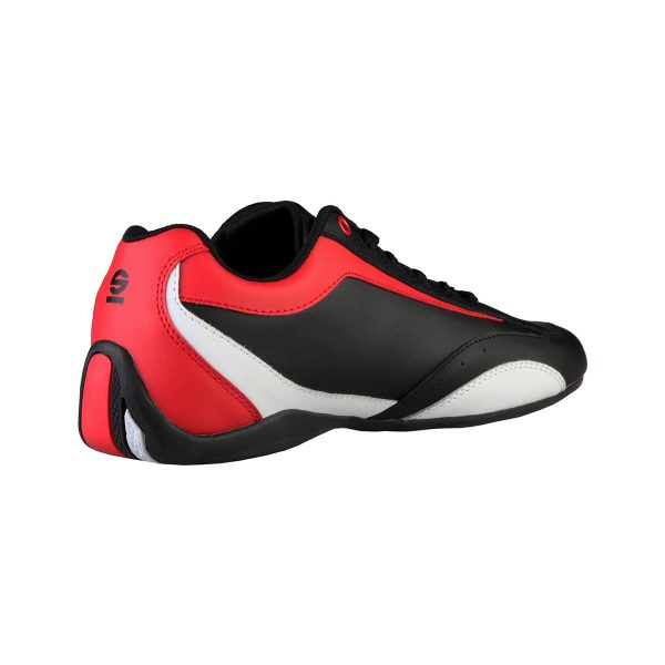 Sparco Zandvoort Black/Red Men's Sneakers Picture2: