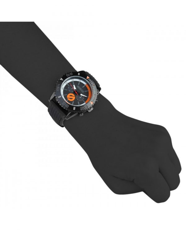 Sparco Jackie Watch Black and Orange Picture2:
