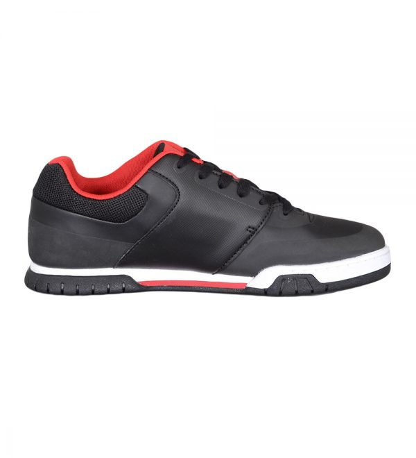 Lacoste Indiana Evo Men's Black and Red Sneakers Picture5: