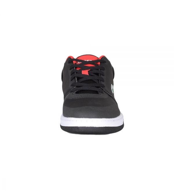 Lacoste Indiana Evo Men's Black and Red Sneakers Picture7: