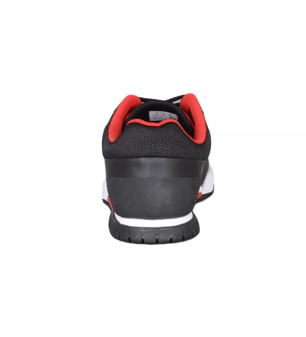 Lacoste Indiana Evo Men's Black and Red Sneakers Picture9: